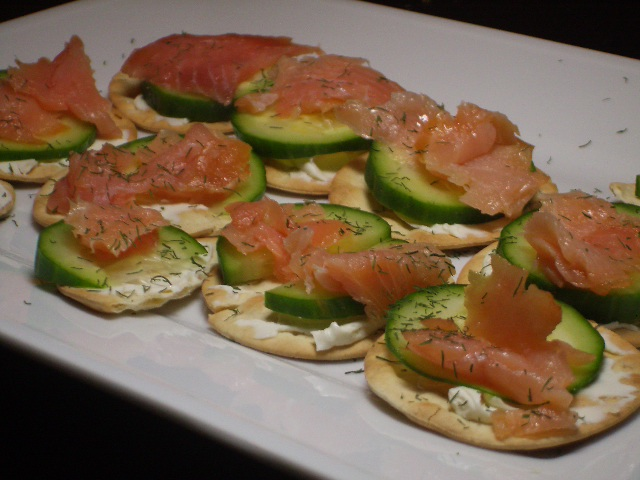 Simple hors d oeuvres 2frugalfoodies for Hor d oeuvres recipes