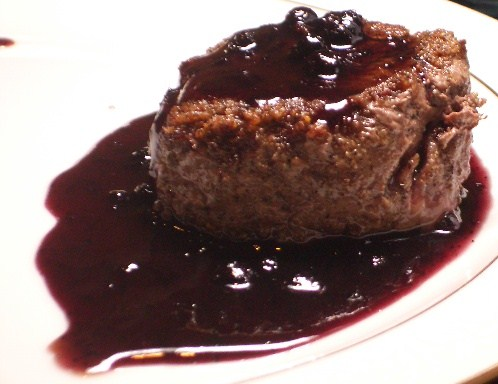 Blueberry Steak | 2frugalfoodies
