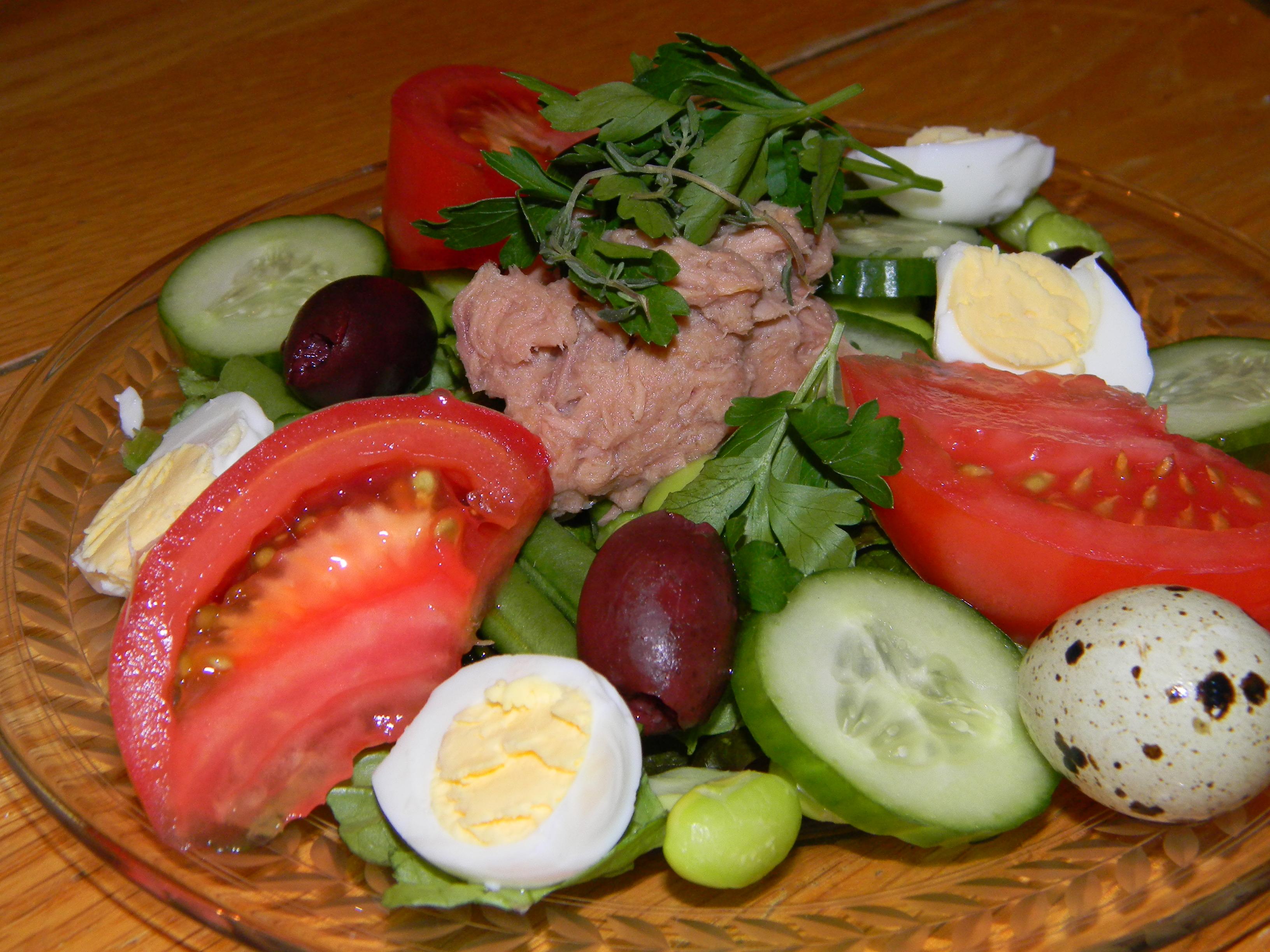 Classic Salade Niçoise Recipes — Dishmaps
