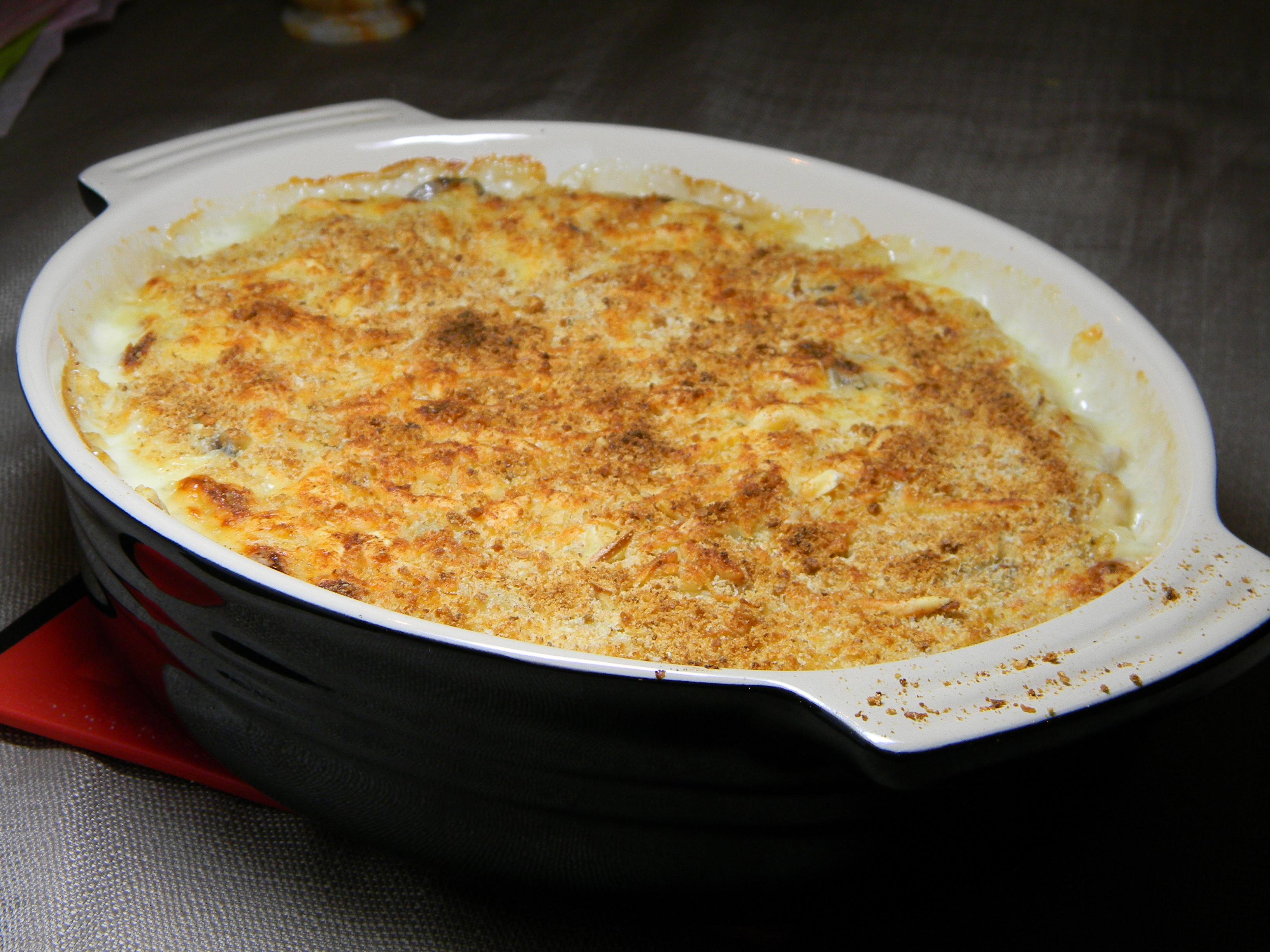 Fancy Mac N' Cheese | 2frugalfoodies
