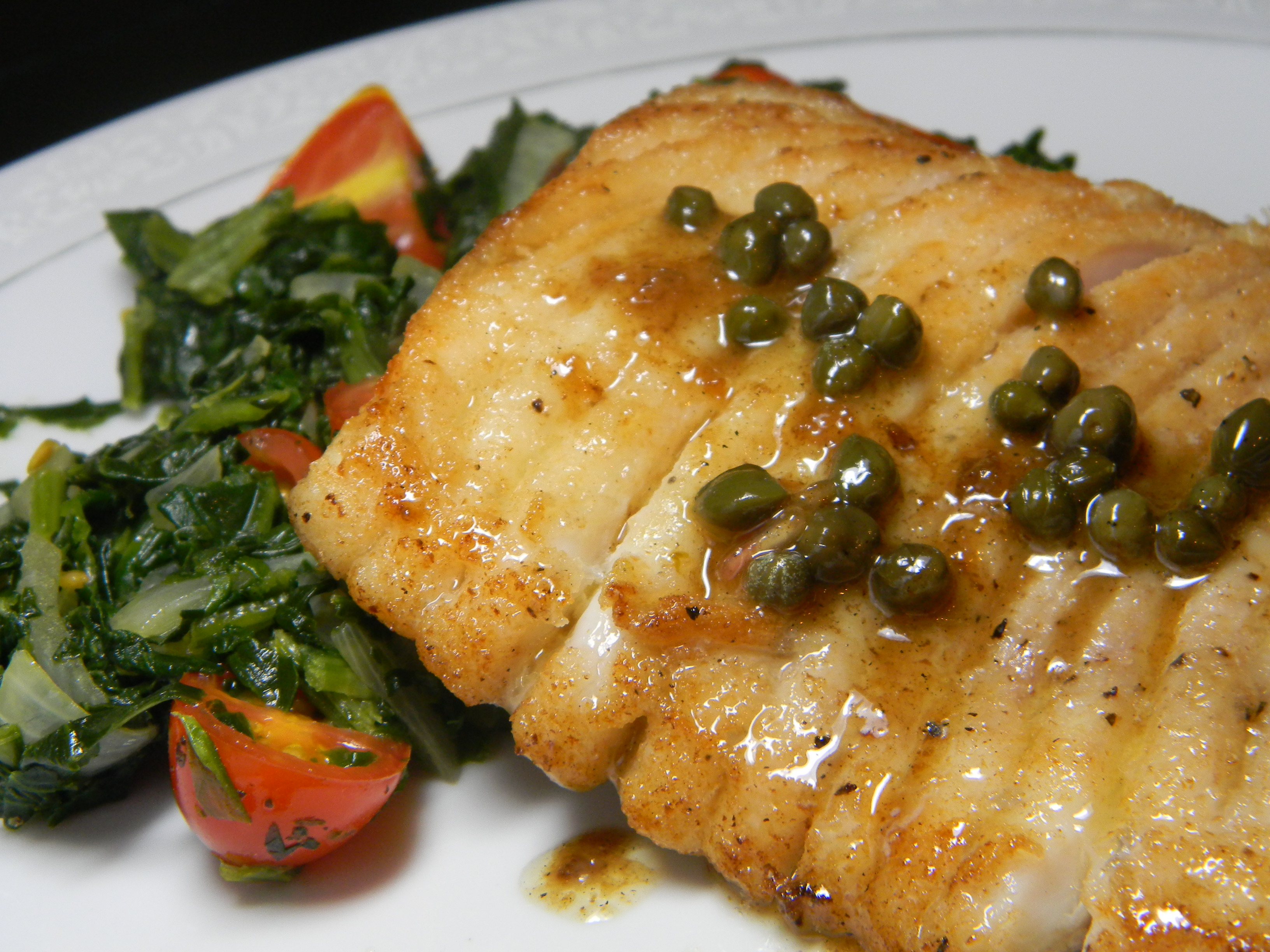 Sole Petite Grenobloise Recipes — Dishmaps