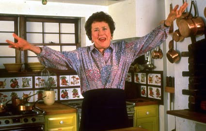 Happy 100th Birthday, Julia Child!  (1/2)