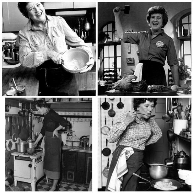 Happy 100th Birthday, Julia Child!  (2/2)